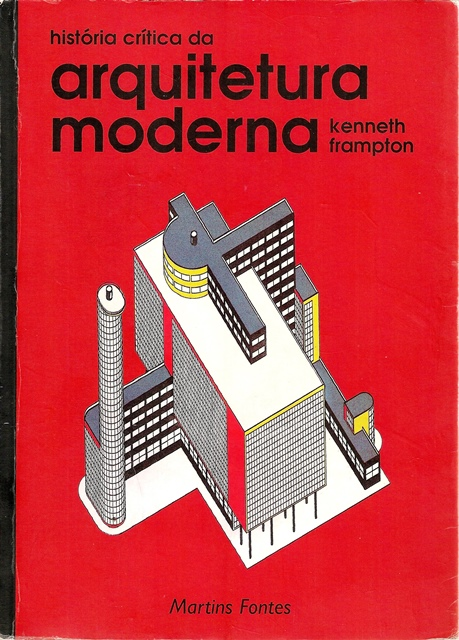 United Kingdom Kenneth Frampton Publishes Modern